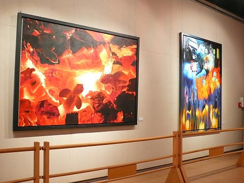 How to Show In Art Galleries