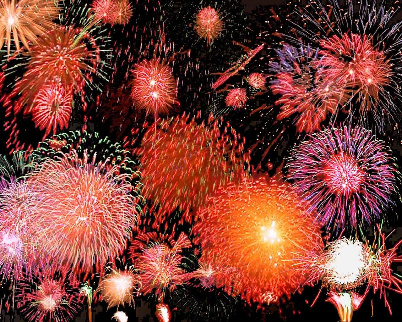 Stay Safe near Fireworks