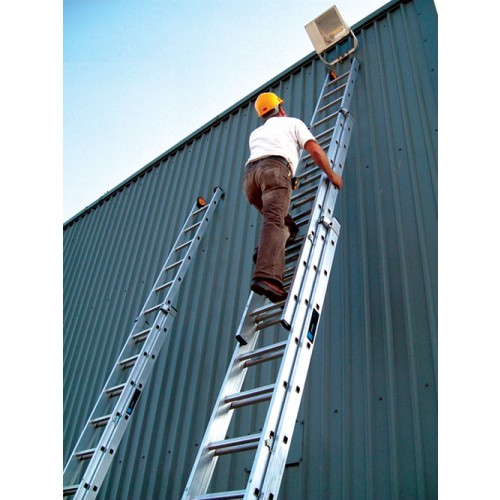 How To Stay Safe On An Extension Ladder