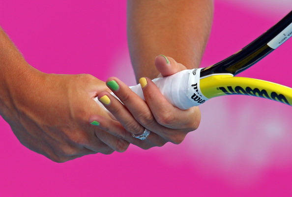Stop Your Tennis Racquet Slipping