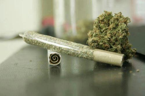 Marijuana and joint