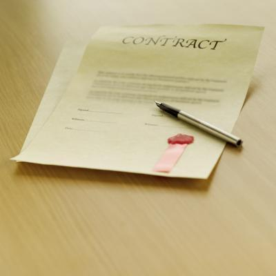 How to Terminate a Contract Prior To Start