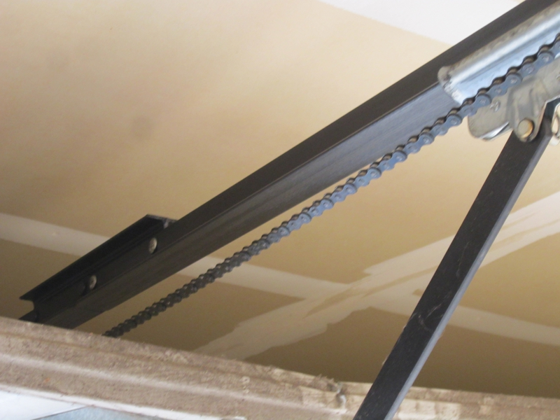 A Garage Opener Chain