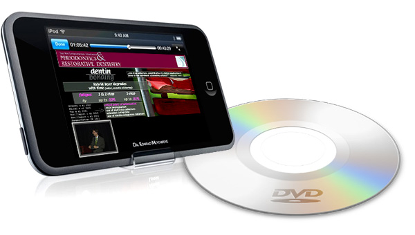 Transfer DVDs to Your IPod