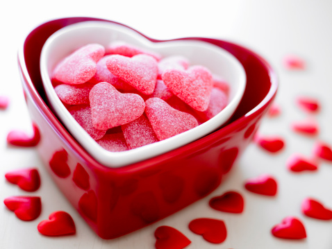 how to make use of Valentine's Day symbols
