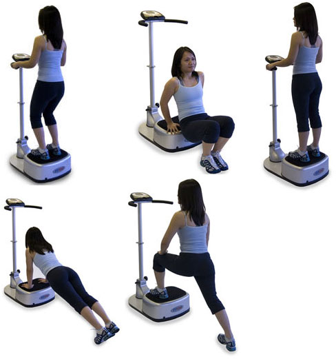 Vibration Machines for Exercise