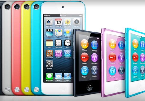 iPod t