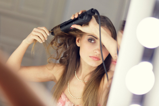 Curling Wand for Loose Curls