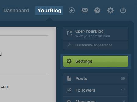 Tips to Use a Custom Domain Name on a Tumblr Blog