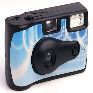 Disposable Panoramic Camera