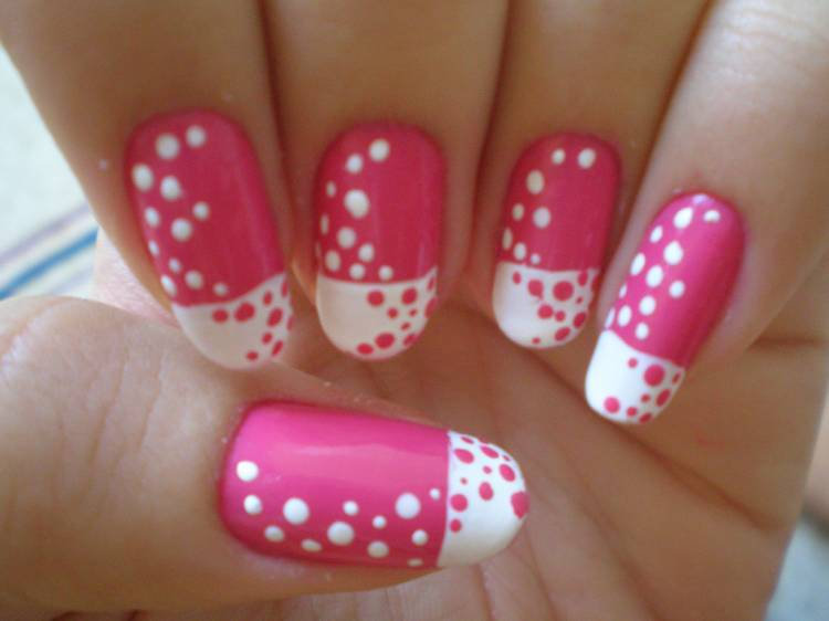 How To Use A Nail Art Dotting Pen