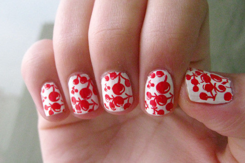 How to Use a Nail Polish Stamp