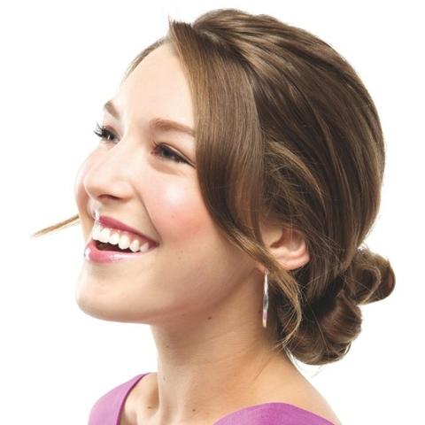 Spin Pin Hair
