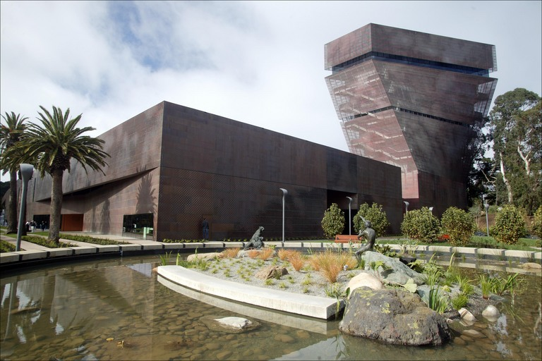 Visiting the De Young Museum