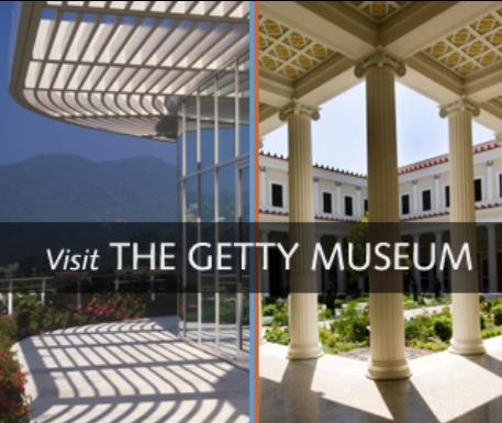 Visiting the Getty Museum