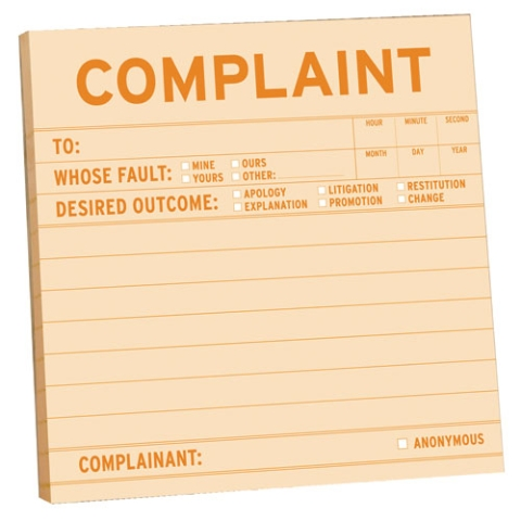 Tips to Write a Complaint Letter to a Corporation