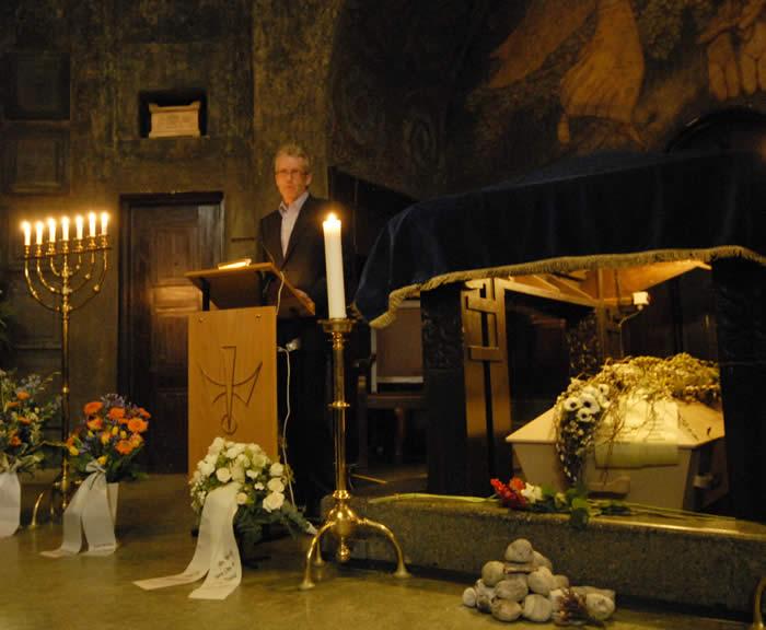 funeral speech