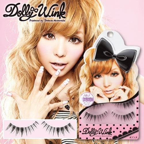 How to Put On Dolly Wink Eyelashes