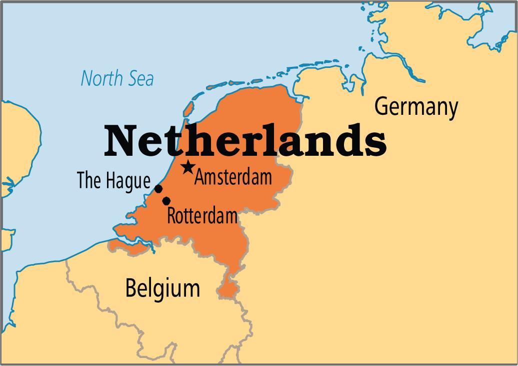 Public & National Holidays in Netherlands