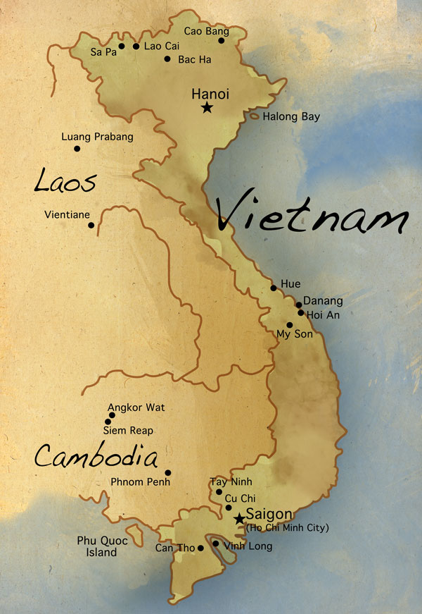 Holidays in Vietnam