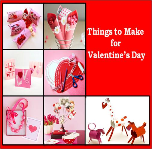Things to make for s day 28 images things to do on for Great things to do for valentines day