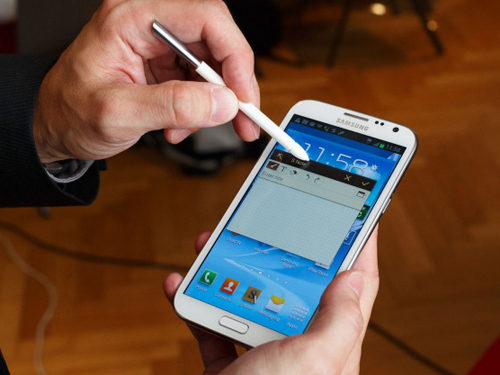 How to Use S Pen on Galaxy Note
