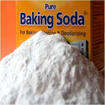 Baking Soda Treatment for Dull Hair