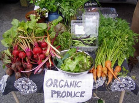 Organically Produced