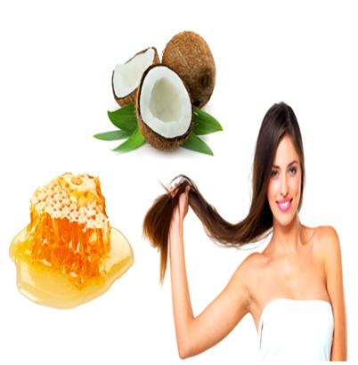Coconut-Honey Hair Conditioner Recipe