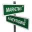 Difference Between Advertising and Marketing