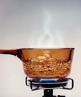 Difference Between Evaporation and Boiling