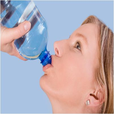 Drink Water for Glowing Skin