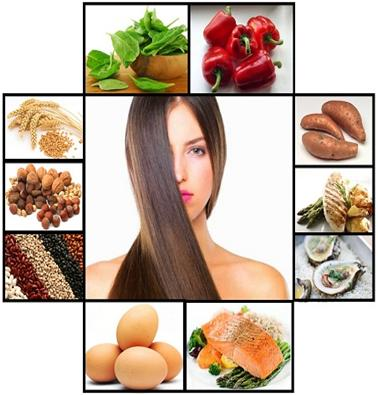 Eat Proper Diet to Reduce Hair Fall Naturally At Home