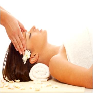 Head Massage Reduces Hair Fall