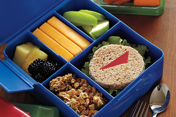 Healthy Office Lunch Box Ideas