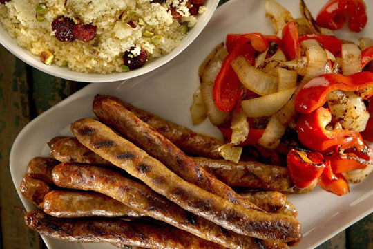 Homemade Chicken Sausage Recipes