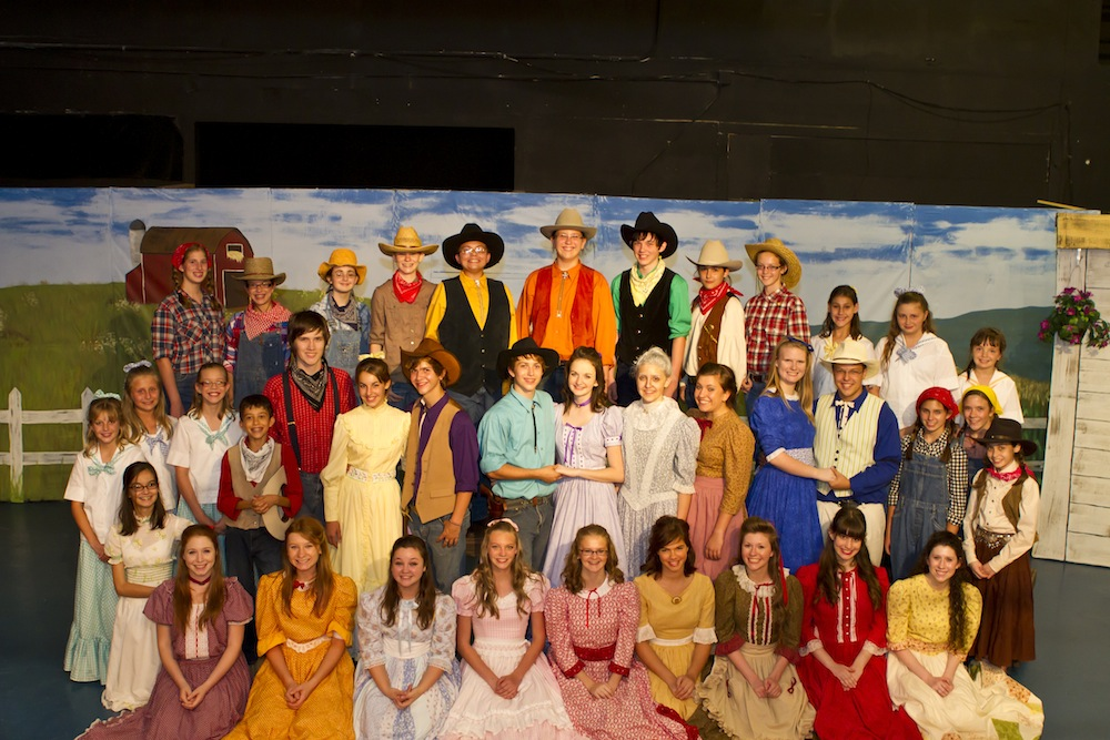 Act in Community Theatre
