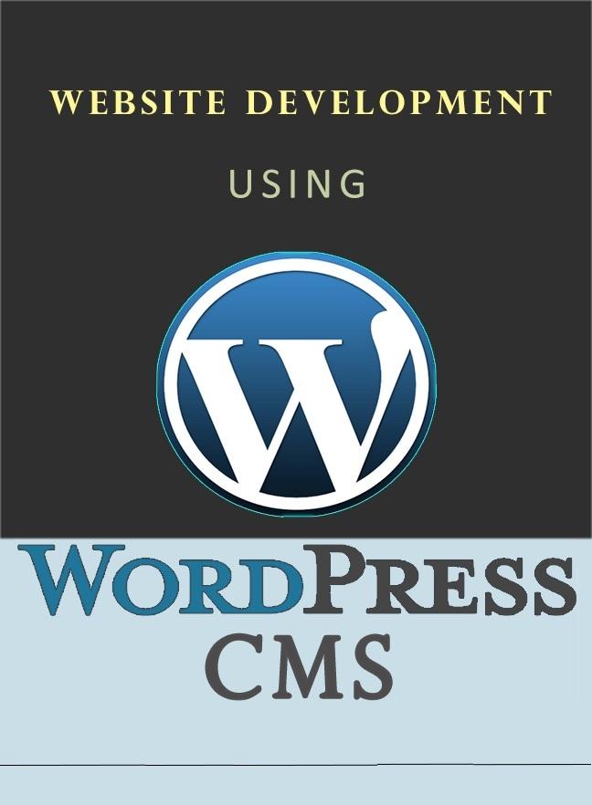 how to create a cms website using wordpress