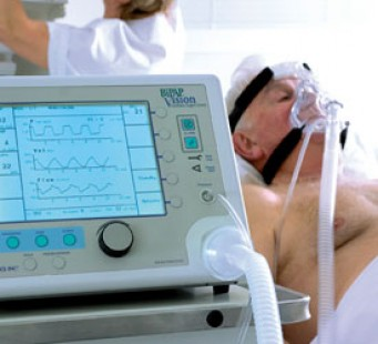 Adjust Pressure on a Respironics Bipap