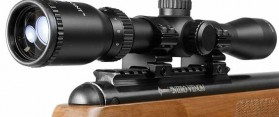 Adjust an Air Rifle Scope
