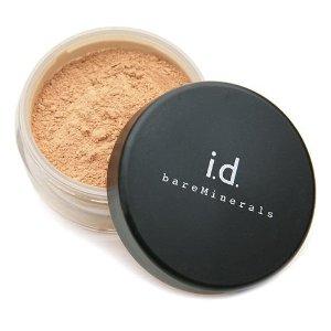 Apply Bare Escentuals Mineral Makeup