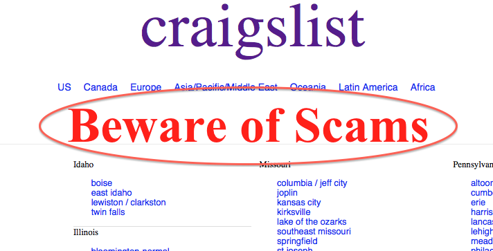 How To Avoid Buying A Stolen Car On Craigslist