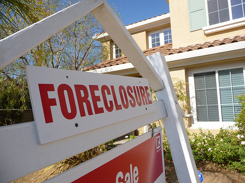 How to Avoid a Countrywide Foreclosure