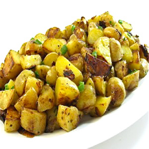 Bake Country Fries from Whole Potatoes