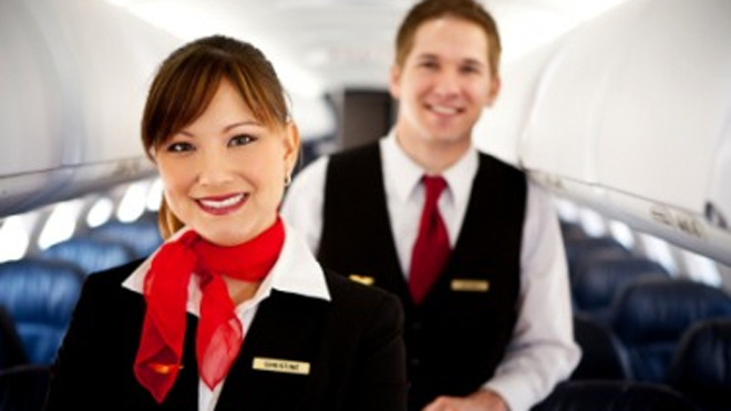 Flight Attendant in Canada