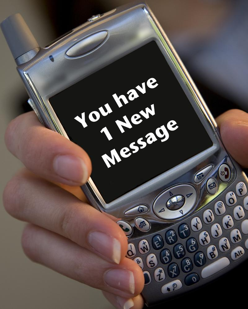 Cell Phone Text Messages