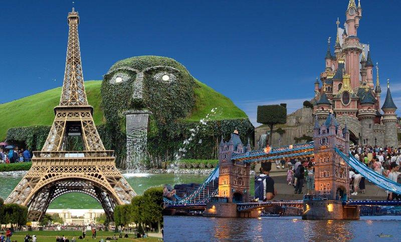 Singles Travel Tour Through Europe