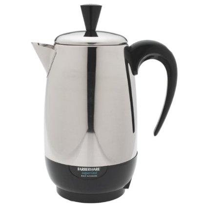 Brew Tea in a Coffee Percolator