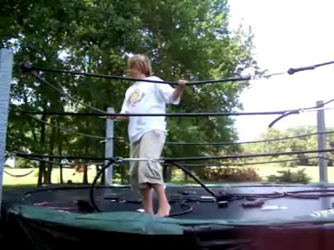 How to Build a Backyard Wrestling Ring
