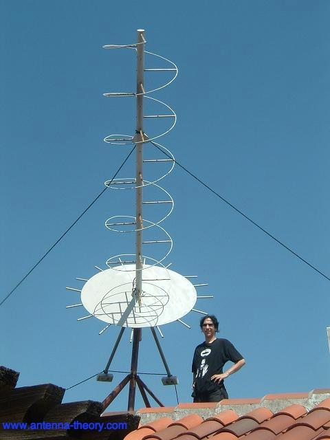 How to Build a Helical Antenna